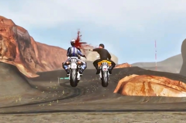 Road Redemption Video Game