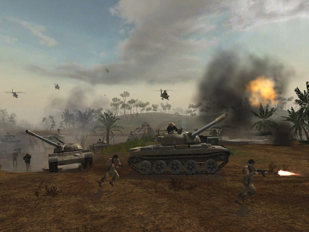 Battlefield Vietnam Screenshot