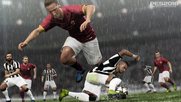 Pro Evolution Soccer 2016 Video Game