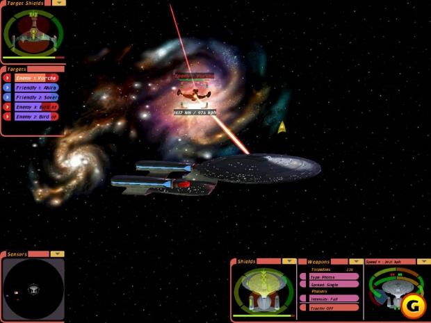 Star Trek Bridge Commander Screenshot