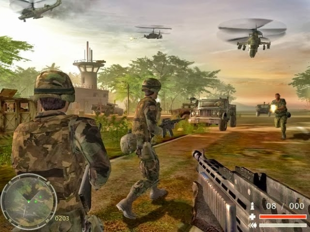 Terrorist Takedown Covert Operations Video Game