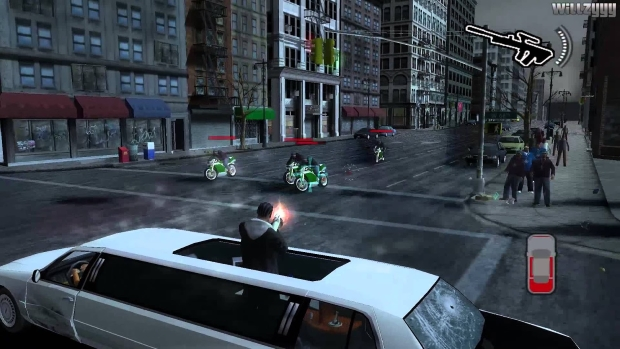 True Crime New York City Video Game