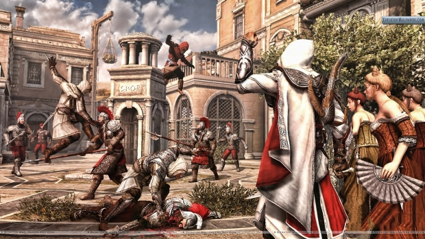 Assassins Creed Brotherhood Screenshot