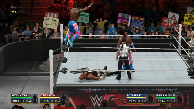 WWE 2K17 Video Game