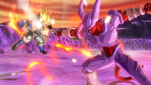 Dragon Ball Xenoverse 2 Screenshots