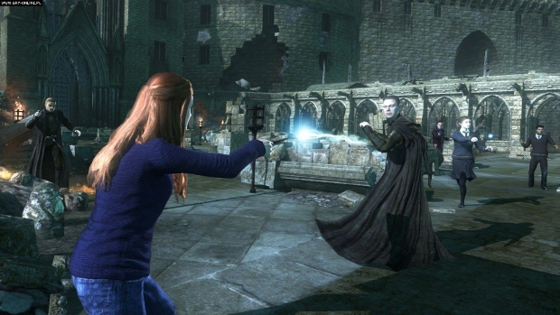 Harry Potter And The Deathly Hallows Part 2 Screenshots