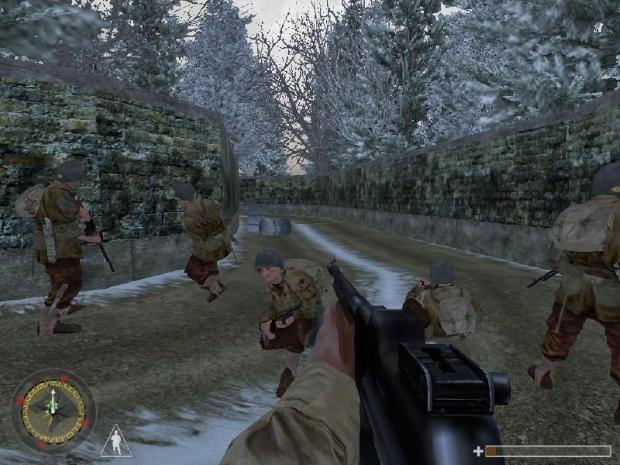 Call of Duty American Rush 2 Full Version