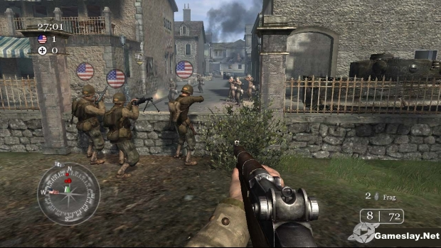 Call of Duty American Rush 2 Screenshots
