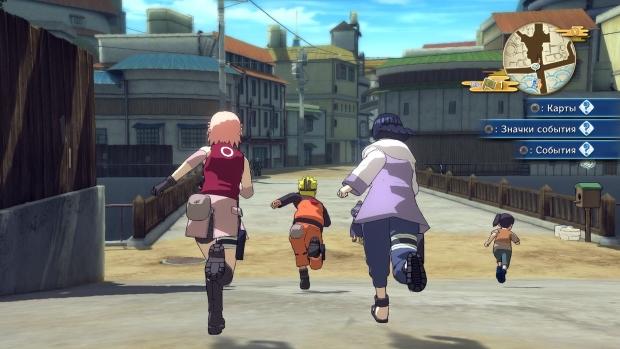 Naruto Shippuden Ultimate Ninja Storm 4 Video Game