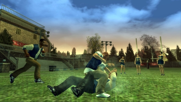 Bully Scholarship Edition Video Game