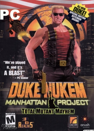 Duke Nukem Manhattan Project Free Download