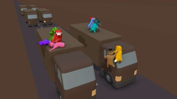 Gang Beasts Video Game