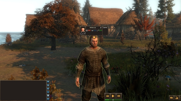 Life is Feudal Forest Village Video Game