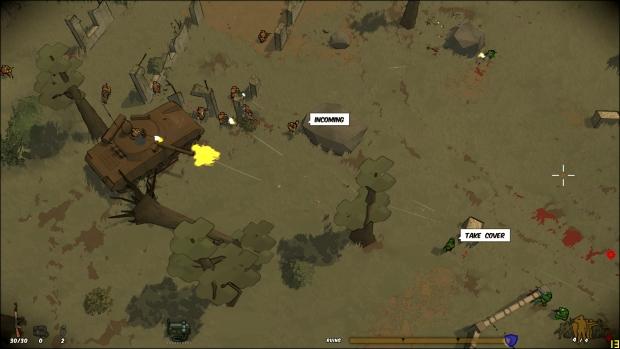 Running with Rifles Screenshots