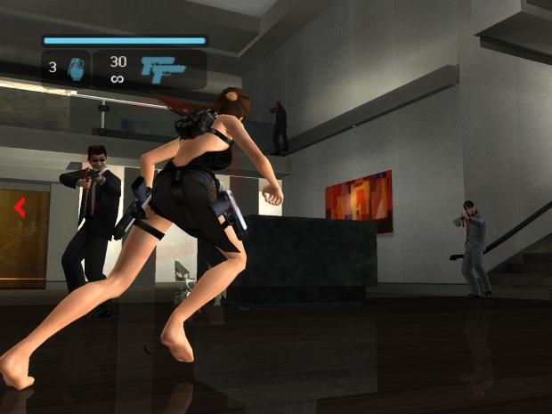 Tomb Raider Legend Screenshot