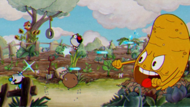Cuphead Screenshots
