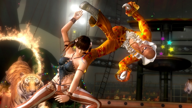 Dead or Alive 5 Last Round Screenshots