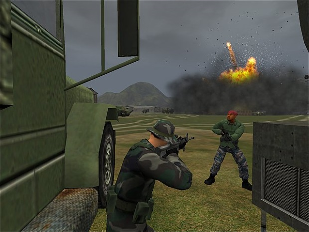 Delta Force Xtreme Screenshots