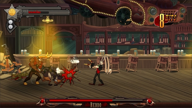 Dusty Revenge Screenshots