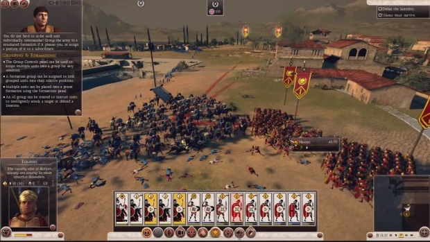 Total War Rome II Video Game