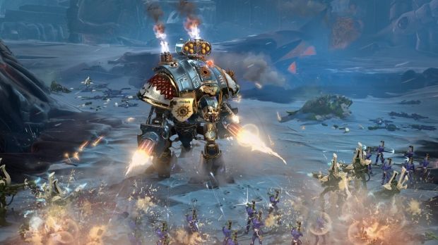 Warhammer 40000 Dawn of War III Video Game