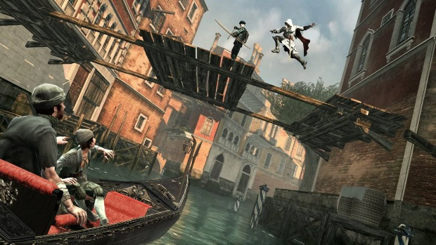 Assassins Creed 2 Video Game
