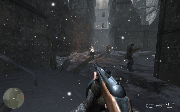 Battlestrike Shadow Of Stalingrad Video Game