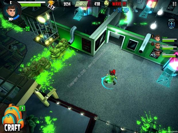Rooster Teeth vs Zombiens Screenshots