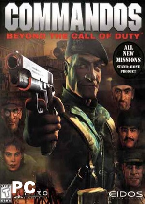 Commandos Beyond the Call of Duty Free Download