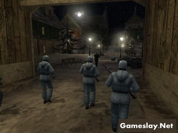 Commandos Strike Force Video Game