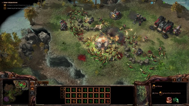 StarCraft 2 Heart of the Swarm Video Game