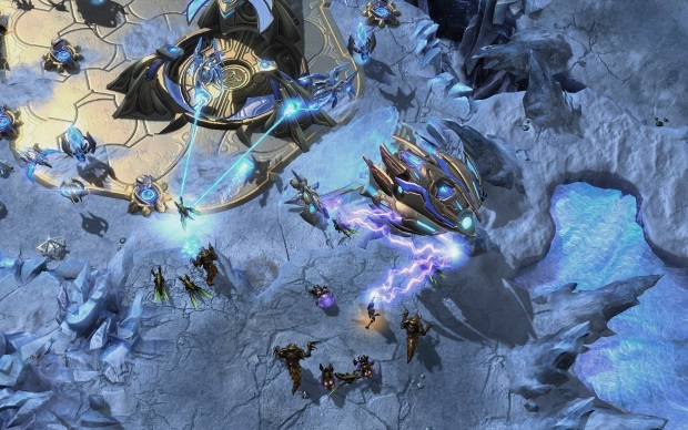 StarCraft 2 Legacy of the Void Screenshots