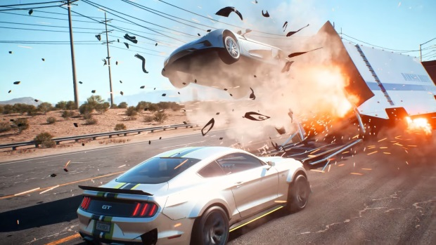 Need for Speed Payback Video Games