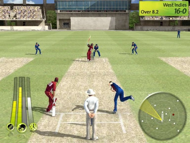 Brian Lara International Cricket 2007 Full Version