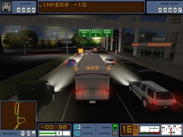 Bus Driver Special Edition Video Game