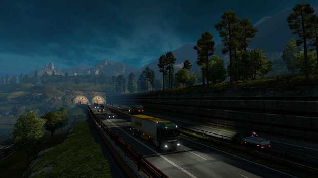 Euro Truck Simulator 2 Video Game