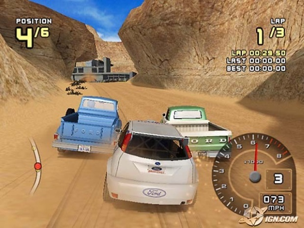 Ford Racing 2 Video Game