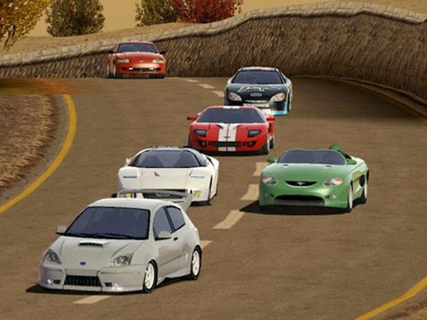Ford Racing 3 Screenshots