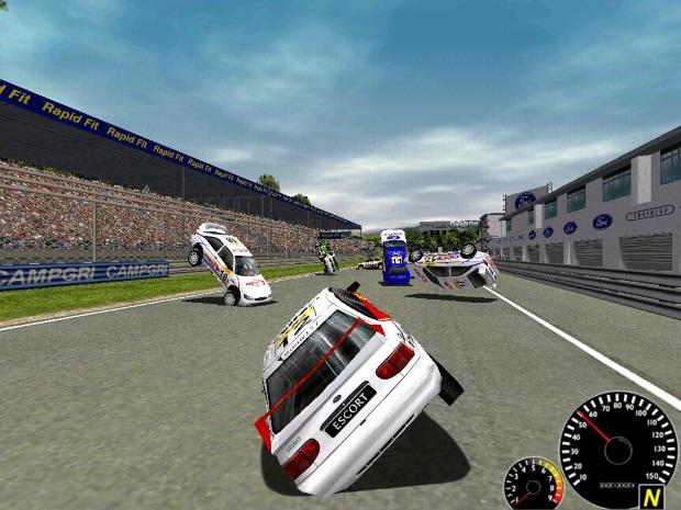 Ford Racing Screenshots