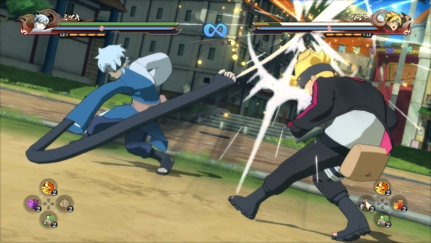 Naruto Shippuden Ultimate Ninja Storm 4 Screenshots