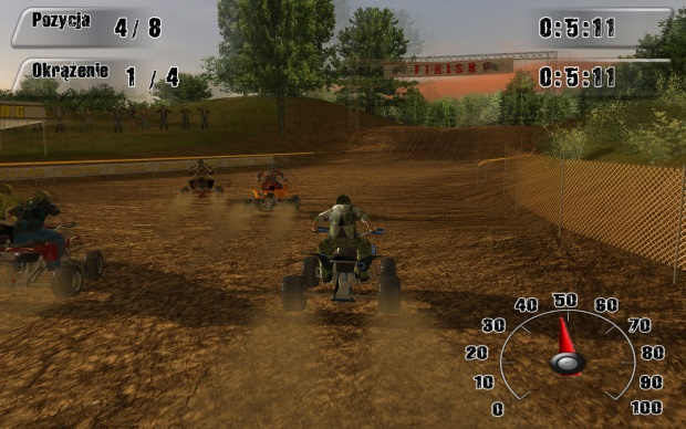 ATV GP Screenshots