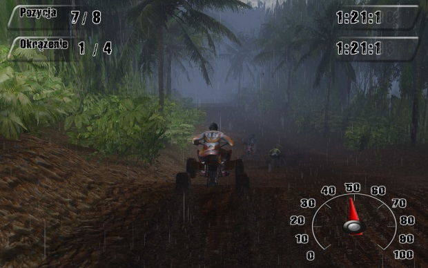 ATV GP Video Game