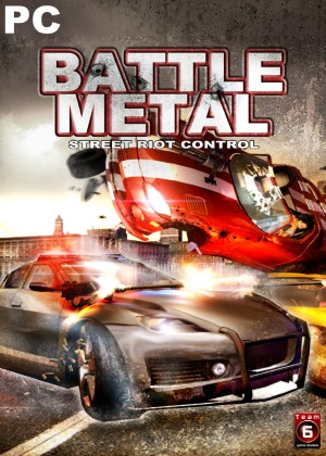 Battle Metal Street Riot Control Free Download