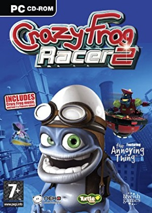 Crazy Frog Racer 2 Free Download