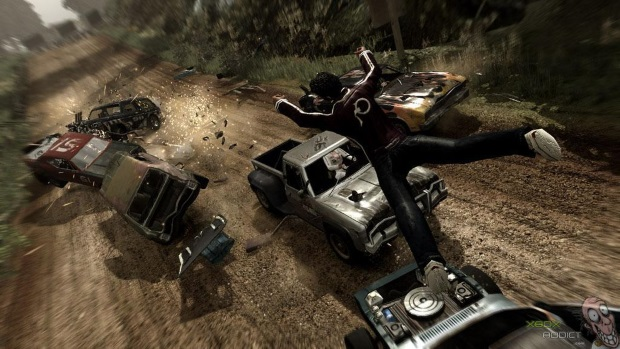 Flatout Ultimate Carnage Screenshots