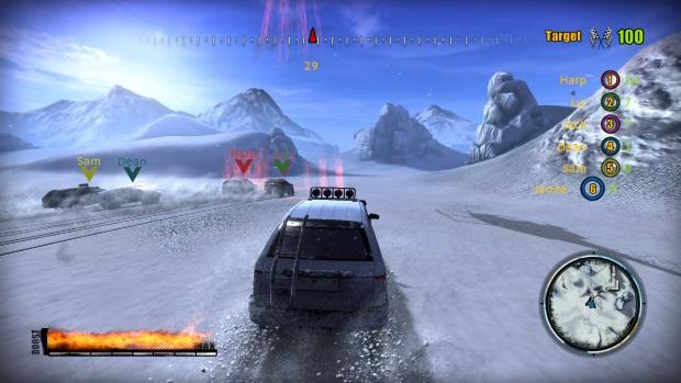 Insane 2 Video Game