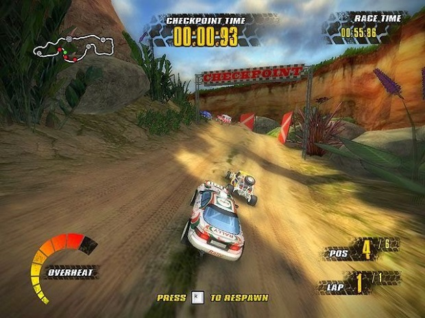 Jungle Racers Full Version