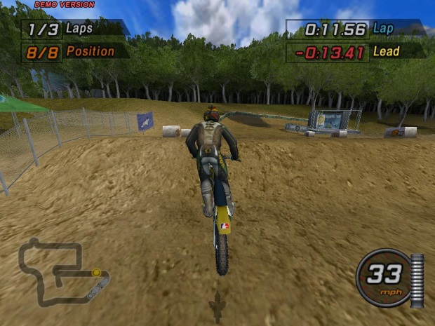 MTX Mototrax Video Game
