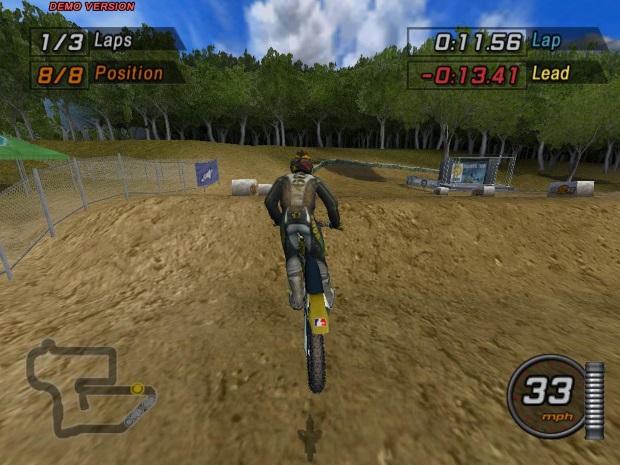 MTX Mototrax Video Game