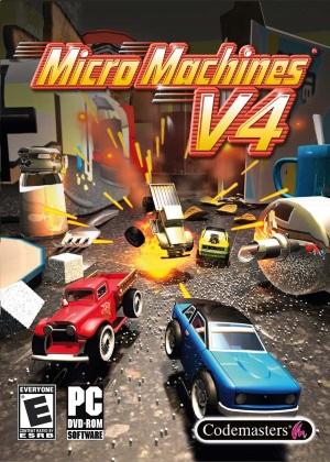 Micro Machines v4 Free Download